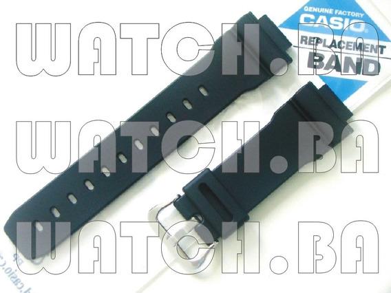 Pulseira Casio G-shock Dw-004 Dw-9000 - Preta - Original!