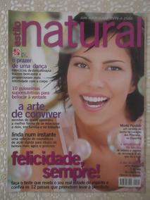 Estilo Natural #20 Ano 2005 Felicidade Sempre