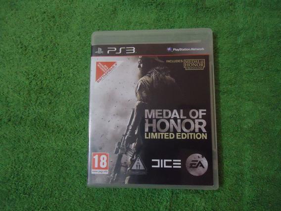 Jogo Medal Of Honor Playstation 3
