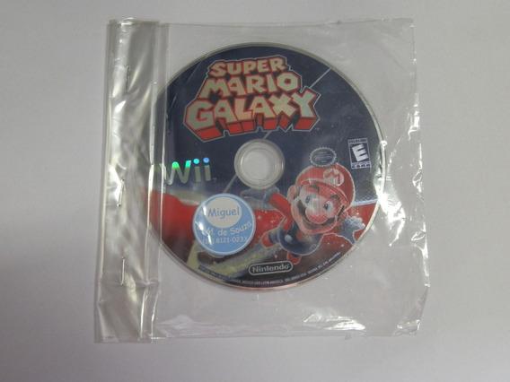 Super Mario Galaxy Wii - Semi Novo