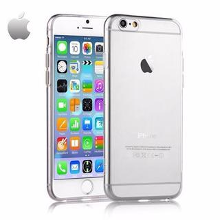 iPhone 7 7g Capa Transparente Gel Silicone Ultra Fina 0.4mm