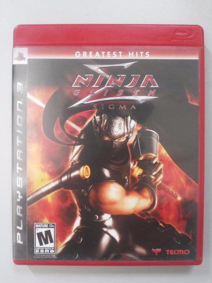 Ninja Gaiden Sigma Greatest Hits - Ps3