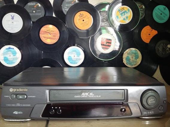 Video Cassette Gradiente 4head