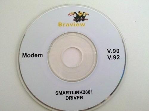 Cd Modem Smartlink 2801 Driver V.90 / V.92 Original.