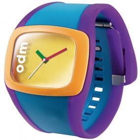 Relógio Odm O.dd100a-5 Yxau Analógico Unissex - Refinado