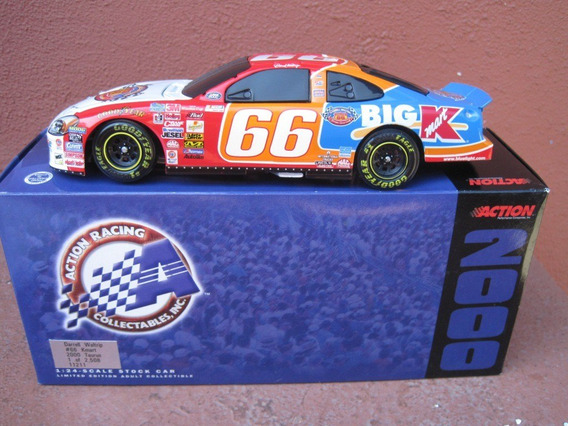 Ford Taurus 2000 Nascar Route 66 Action Racing 1.24