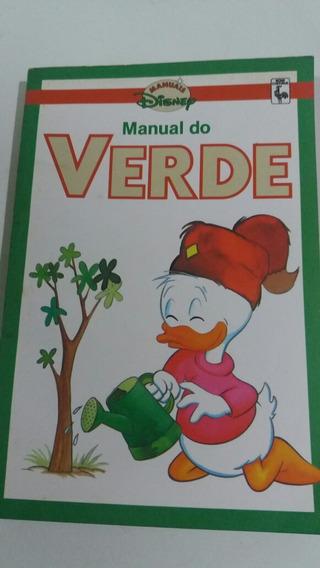 * Hq Manuais Disney Manual Do Verde - P6