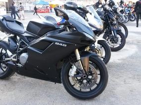 Ducati 848 Ano 2010 Com Apenas 3000 Km, Oportunidade Única !