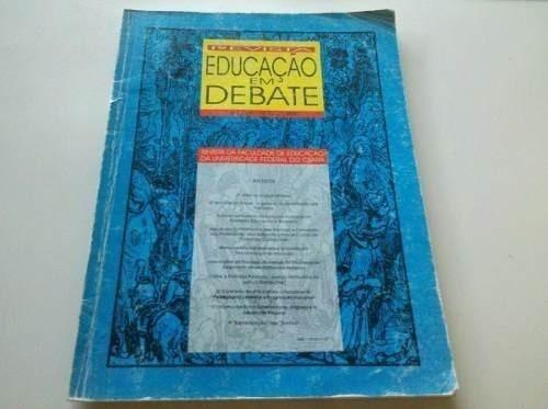 Revista Educação Em Debate Ano 19 N.34 - 1997