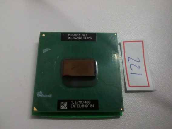 Processador Para Notebook Intel Celeron 1.6 Rh80536 380