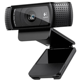 Web Cam Pro Logitech C920 1080p