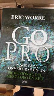 Go Pro (eric Worre) Mercadeo En Red Libro Tienda Fisica