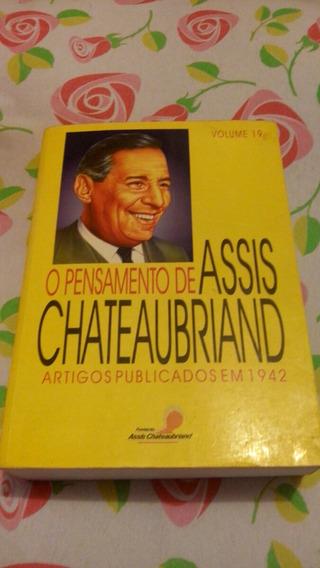 O Pensamento De Assis Chateaubriand