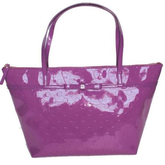 Bolsa Kate Spade Original Sophie Camellia Street - Purple