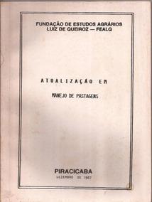 Estudos Agrários- Atualização Em Manejo De Pastagens-queiroz