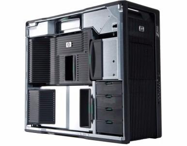 Workstation Hp Z800 2x Xeon Quadro 48gb Memoria Ecc