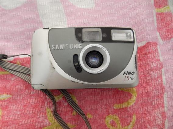 Camera Samsung Fino 15se