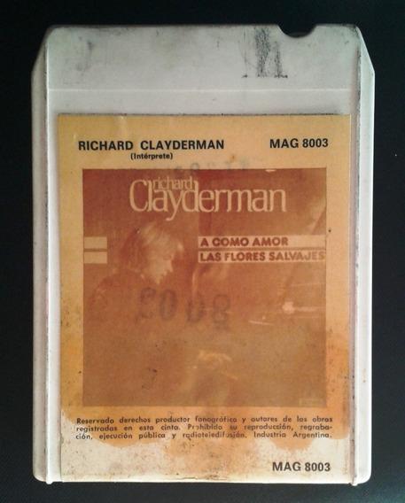 Richard Clayderman - A Como Amor, Las Flores... - Magazine