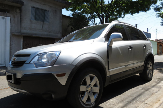Chevrolet Captiva Sport Fwd 2.4 16v 171cv 4x2 2009