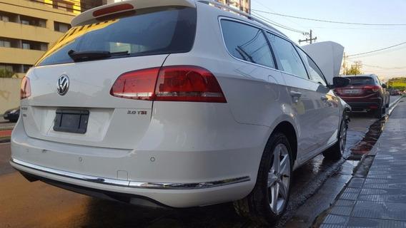 Sucata Volkswagen Passat Variant 2.0 Tsi Turbo 2014
