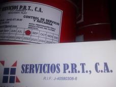 Recarga De Extintores Y Sistemas Contra Incencio