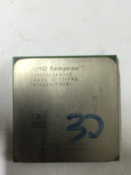 Processador Amd Sempron Modelo Sdh1100iaa3de