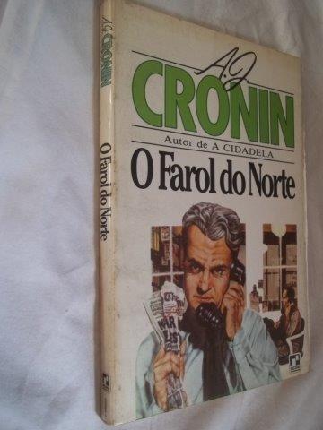 Livro - Cronin - O Farol Do Norte - Literatura Estrangeira