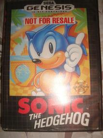 Juego De Sonic The Hedgehog