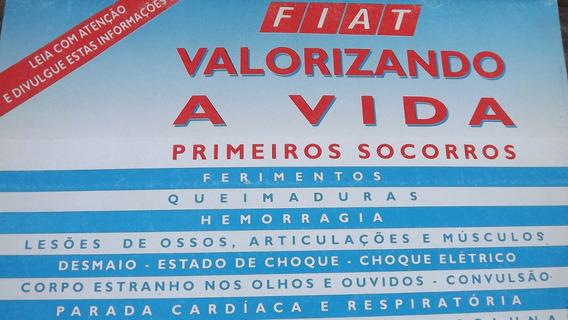 Fiat Primeiros Socorros Direção 1996 Em Diante R$ 12,00