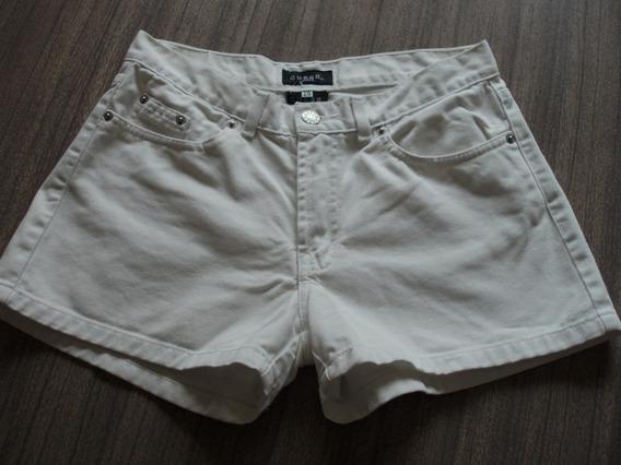 Short Guess - Blanco - Talle 28 - 100% Algodón -
