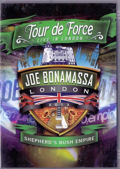 Dvd Joe Bonamassa - Shepherd