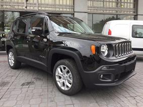 Jeep Renegad Automatico 0km Entrega Inmediata Longitude