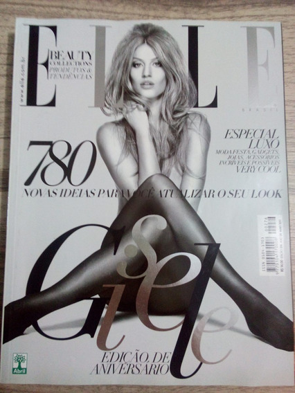 Revista Elle Maio 2011 Gisele Bundchen