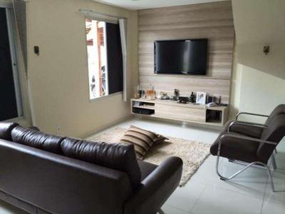 Casa Duplex Com 3/4 No Cond. Jaua 100% Mobiliada - 6554
