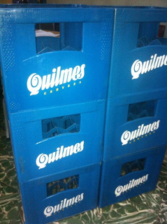 Vendo Cajones De Cerveza De Litro Vacios Quilmes Y Stella