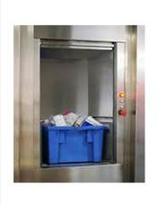 Montaplatos,elevador Acero Inox 500 Kg / 6 Mts/ 2 Stop