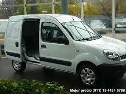 Renault Kangoo Furgon Ideal Para Trabajar!!!!