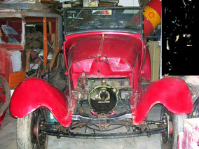 Ford A 1931vendo 2 Ford A Un Faheston Y Un Ford Door
