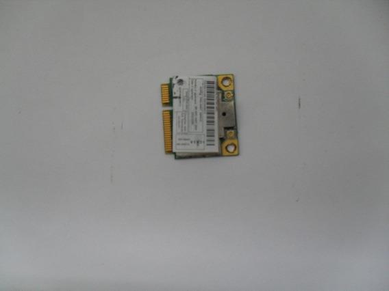 Placa Wi-fi P/ Not. Toshiba T135-s1305