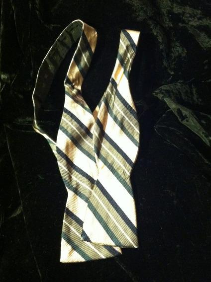 Corbata Rosa Con Gris Seda Ferrel Reed