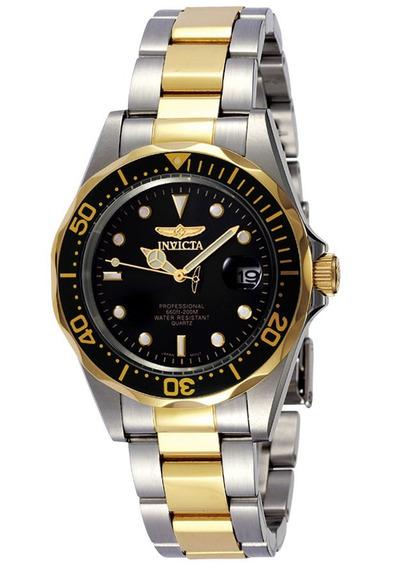 Reloj Invicta Pro Diver Acero Inoxidable, 2 Tonos 8934