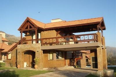 Casa En Alquiler Vacacional En Country Club Chumamaya Merlo