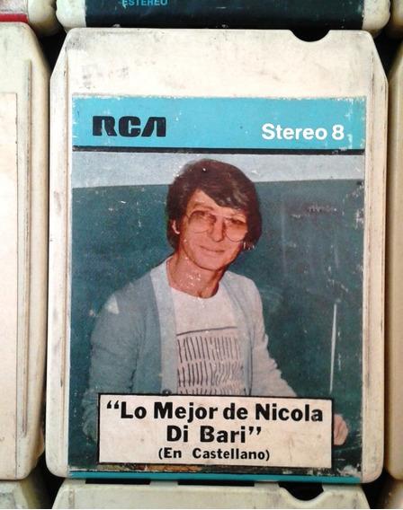 Nicola Dibari - Lo Mejor De... (en Castellano) - Magazine