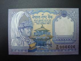 Cédula - 1 Rúpia Nepalesa