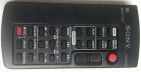 Controle Remoto Sony Rmt-811 Original