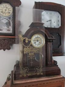 Vidro Grande Decorado Para Caixa Relógio Parede Americano