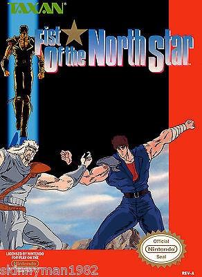 Coleção Hokuto No Ken Ou First Of The North Star Nintendinho