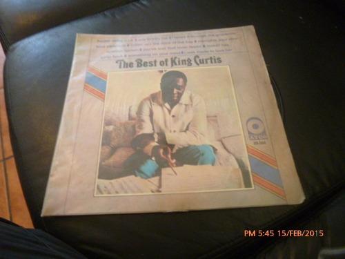 Vinilo Lp De King Curtis -- The Best( U842