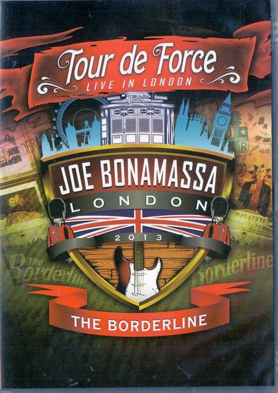 Dvd Joe Bonamassa - London 2013 - The Borderline - Novo***
