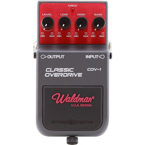 Pedal Waldman - Classic Overdrive - Cov-1